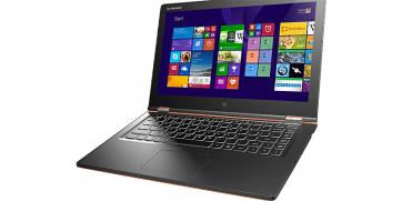 "Ультрабук Lenovo IdeaPad Yoga 2 13 (59407458) Orange 13.3""FHD/ i5-4200U/4G/ 500G+16GSSHD/GMA HD/W8.1"