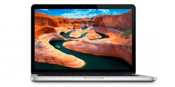 "Ноутбук Apple MacBook Pro MGX72RU/A 13.3""(2560x1600)IPS Retina/ i5/ 8G/ 128G SSD/ GMA/ Mavericks"