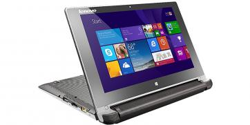 "Ноутбук Lenovo Flex 10 (59429385) Brown 10.1""HD/ TS/ PenN3530/ 4Gb/ 500G/ GMA HD/ W8.1"