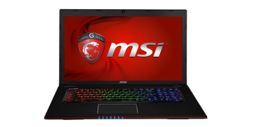 Ноутбук MSI GE70 2PC-282RU (Apache) Black